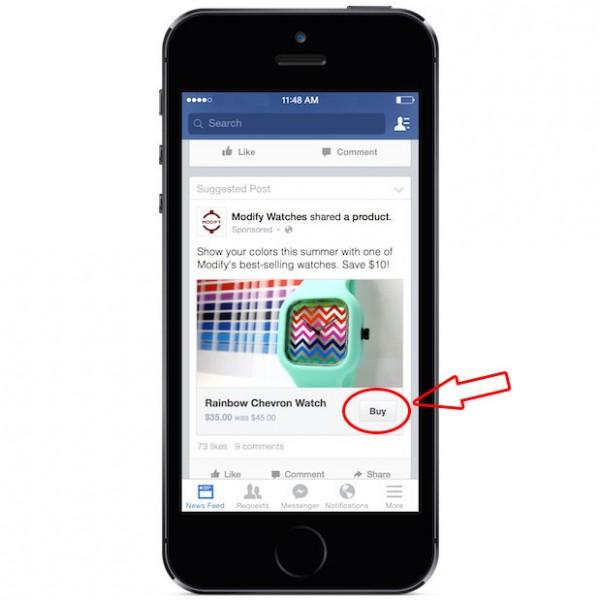 facebook-prova-con-lecommerce